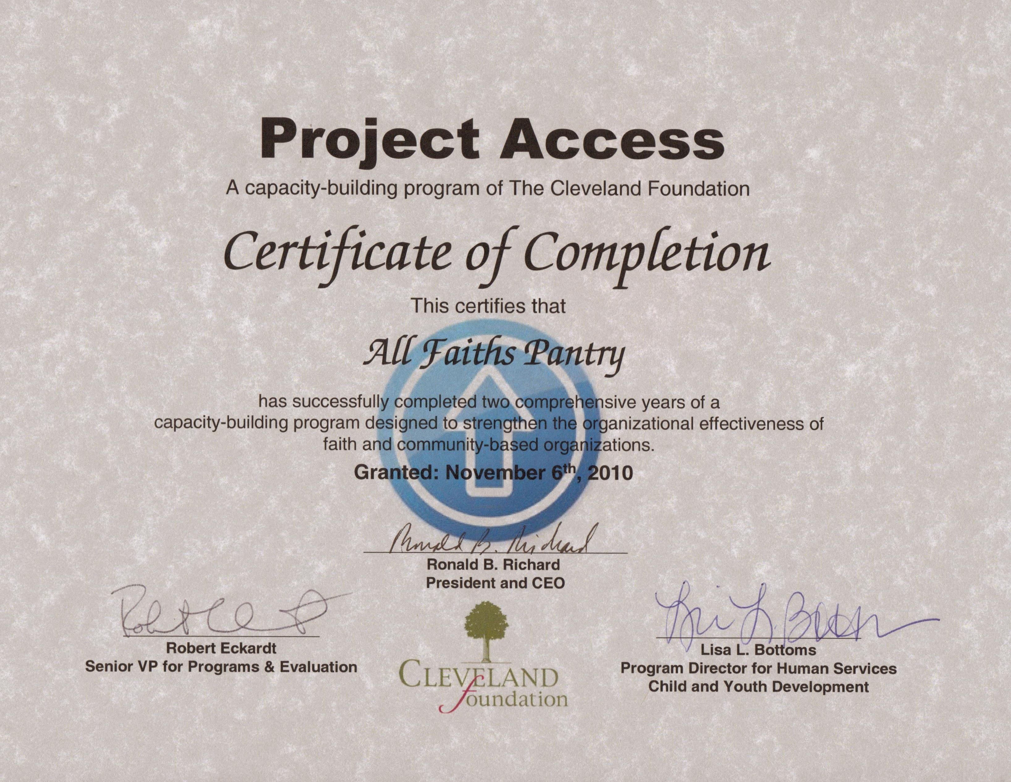 certificate of graduation - Gidiye.redformapolitica.co