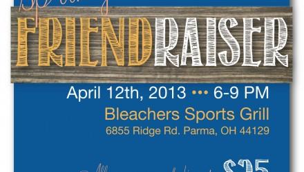 Spring Friendraiser 2013