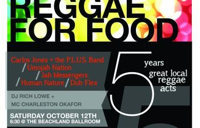 Reggae for Food 2013