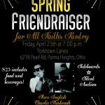 Spring Friendraiser 2014