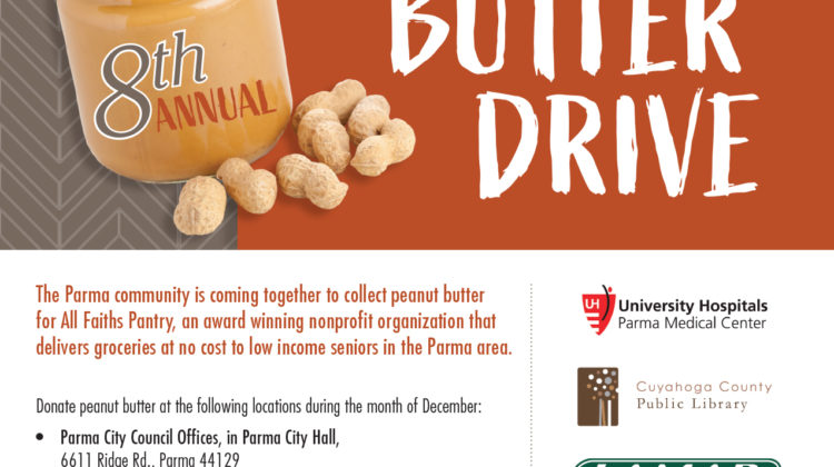 Parma Peanut Butter Drive