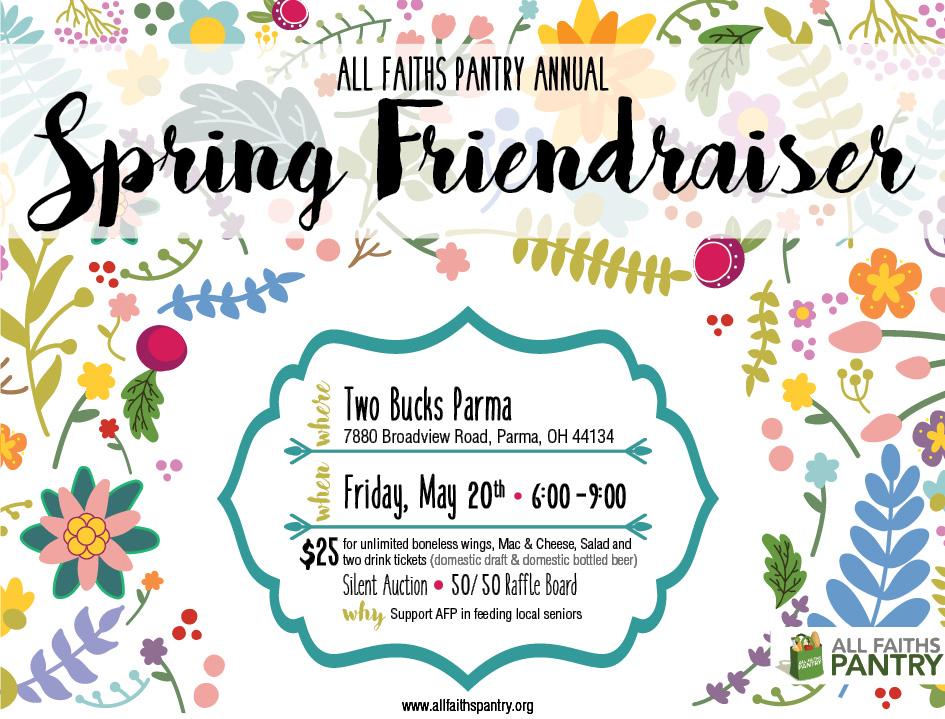 2016 Annual Spring Friendraiser