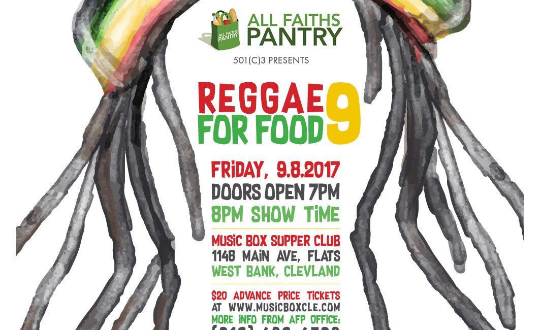 9th Annual Reggae for Food