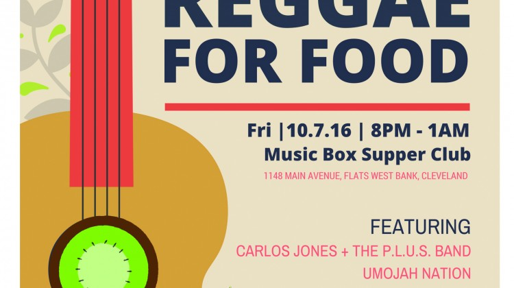 8th Annual Reggae for Food