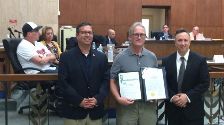 City of Parma honors All Faiths Pantry for 10 years of service