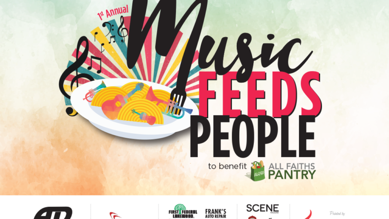 1st Annual Music Feeds People Fundraiser