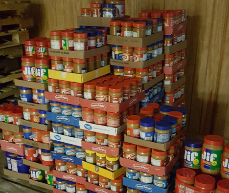 Parma Peanut Butter Drive 2019 Results
