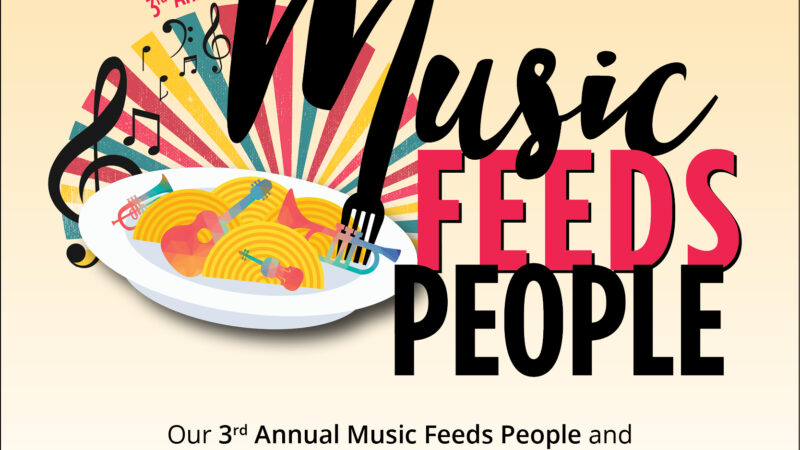 Music Feeds People 3. Save the Date 9-17-21